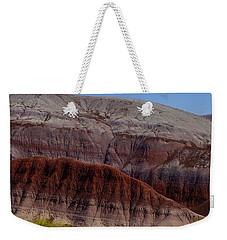 Colorful Mountain Weekender Tote Bag