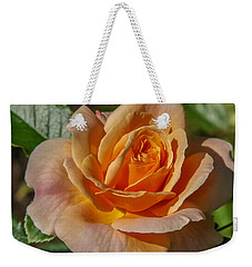Colorful Rose Weekender Tote Bag by Jane Luxton