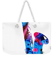 Colorful Saxophone 2 By Sharon Cummings Weekender Tote Bag