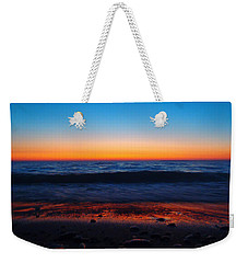 Colorful Twilight Weekender Tote Bag