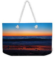 Colorful Twilight Weekender Tote Bag