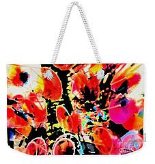 Colors And Emotions Weekender Tote Bag