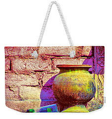 Colors And The Sun Weekender Tote Bag