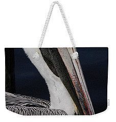 Colors Of A Pelican Weekender Tote Bag