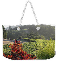 Colors Of Cali Weekender Tote Bag