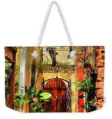 Colors Of Saint Thomas 1 Weekender Tote Bag