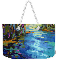 Colors Of Summer 9 Weekender Tote Bag