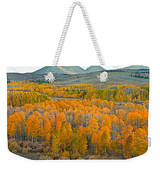 Colors Of The Season Weekender Tote Bag