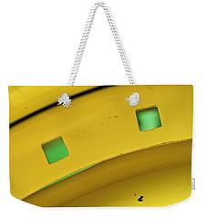 Colors On A Curve Weekender Tote Bag