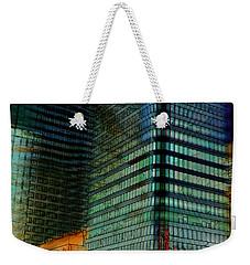 Colors Weekender Tote Bag by Stuart Turnbull
