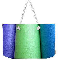 Colorscape Tubes A Weekender Tote Bag