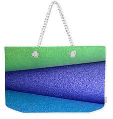 Colorscape Tubes B Weekender Tote Bag