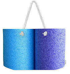 Colorscape Tubes C Weekender Tote Bag