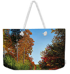 Colours Of Caledon Weekender Tote Bag