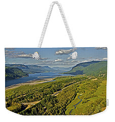 Columbia Gorge Weekender Tote Bag