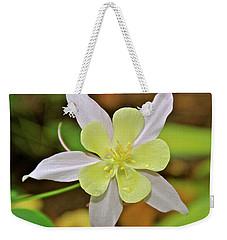 Columbine Charlie's Garden Weekender Tote Bag