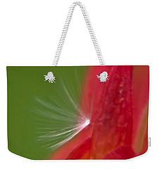 Columbine Fairy Weekender Tote Bag