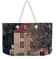 Colvin Run Mill Weekender Tote Bag by Greg Reed