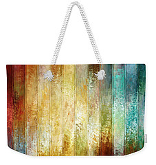 Come A Little Closer - Abstract Art Weekender Tote Bag by Jaison Cianelli