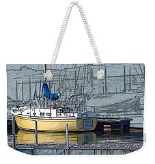 Come Away Weekender Tote Bag