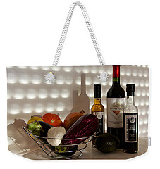 Come Dine With Me I Am Cooking Italian Tonight Weekender Tote Bag
