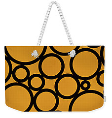 Come Full Circle Weekender Tote Bag