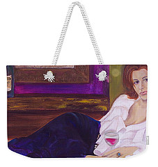 Come Hither Weekender Tote Bag