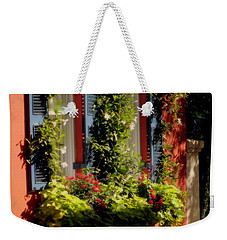 Come To My Window Weekender Tote Bag