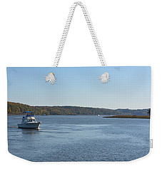 Coming Ashore Weekender Tote Bag