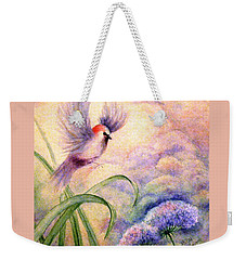 Coming To Rest Weekender Tote Bag