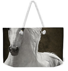 Coming Your Way Weekender Tote Bag by Wes and Dotty Weber