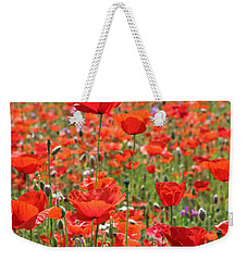 Commemorative Poppies Weekender Tote Bag