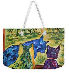 Companions Weekender Tote Bag