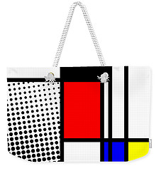 Composition 100 Weekender Tote Bag