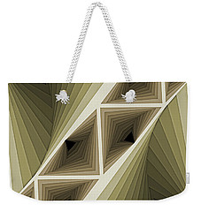Composition 132 Weekender Tote Bag