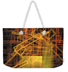 Composition 26 Weekender Tote Bag