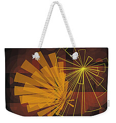 Composition16 Weekender Tote Bag
