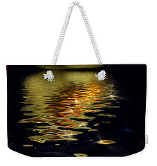 Conch Sparkling With Reflection Weekender Tote Bag by Peter v Quenter