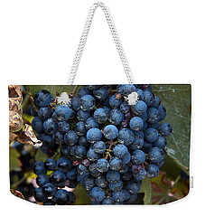 Concord Grapes Weekender Tote Bag