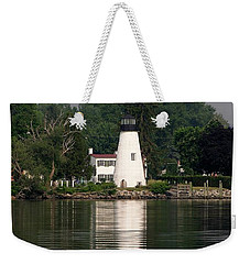 Concord Point Lighthouse Weekender Tote Bag