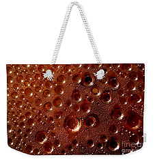 Condensation Weekender Tote Bag