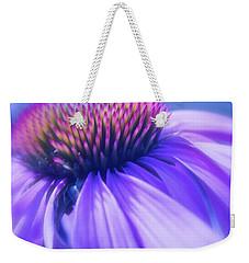 Cone Flower In Pastels  Weekender Tote Bag