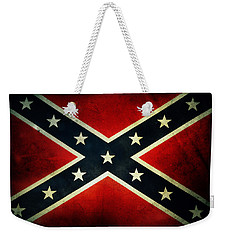 Confederate Flag 4 Weekender Tote Bag
