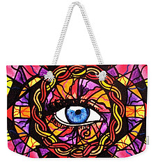Confident Self Expression Weekender Tote Bag