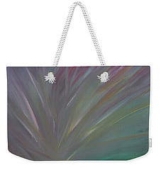 Confused Weekender Tote Bag by Jennifer Muller