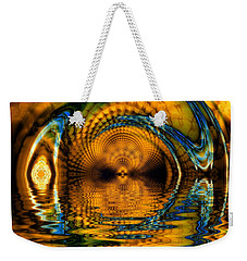 Confusion Of Distortion  Weekender Tote Bag by Elizabeth McTaggart