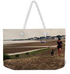 Connecticut Beach Weekender Tote Bag