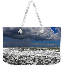 Conquering The Storm Weekender Tote Bag by Sandi OReilly
