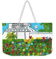 Conservatory Weekender Tote Bag