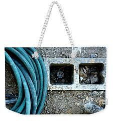 Construction Still Life Weekender Tote Bag